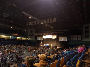 Photo of AFN Convention